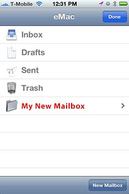 How To: Create A Folder in iPhone Mail - Revisited 04