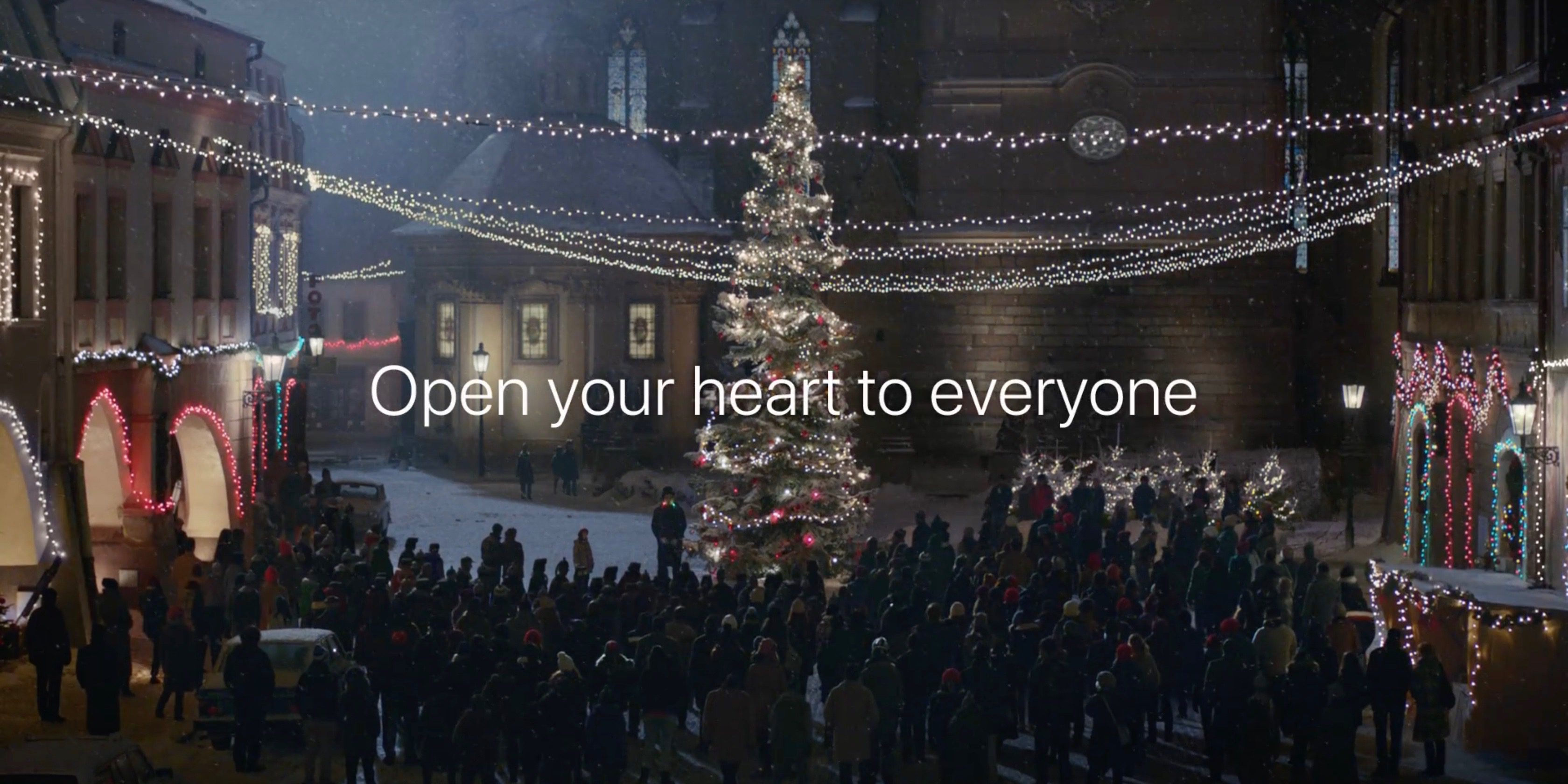 Frankie's Holiday - Open Your Heart To Everyone 1