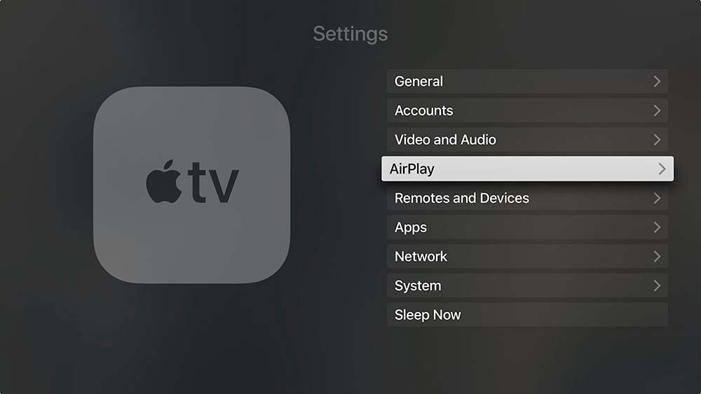 How To: Hide Your Apple TV On AirPlay 6