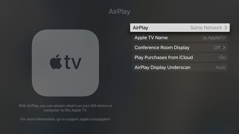 How To: Hide Your Apple TV On AirPlay 7