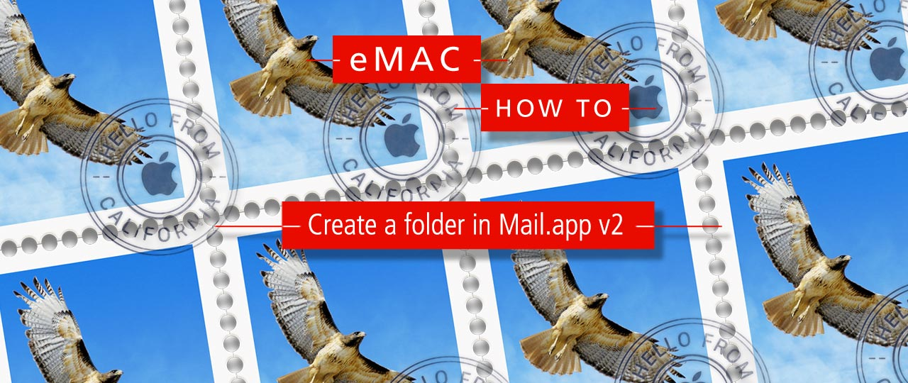 How To: Create A Folder In Mail.app v2 1