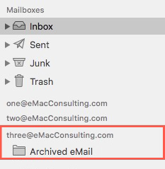 How To: Create a folder in Mail.app 4