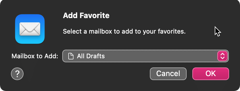 How To: Add Universal Mailboxes Back To Mail v14 06